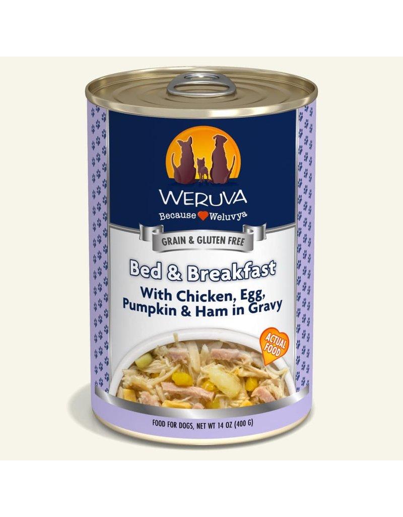 Weruva Weruva Bed & Breakfast Canned Dog Food 14oz