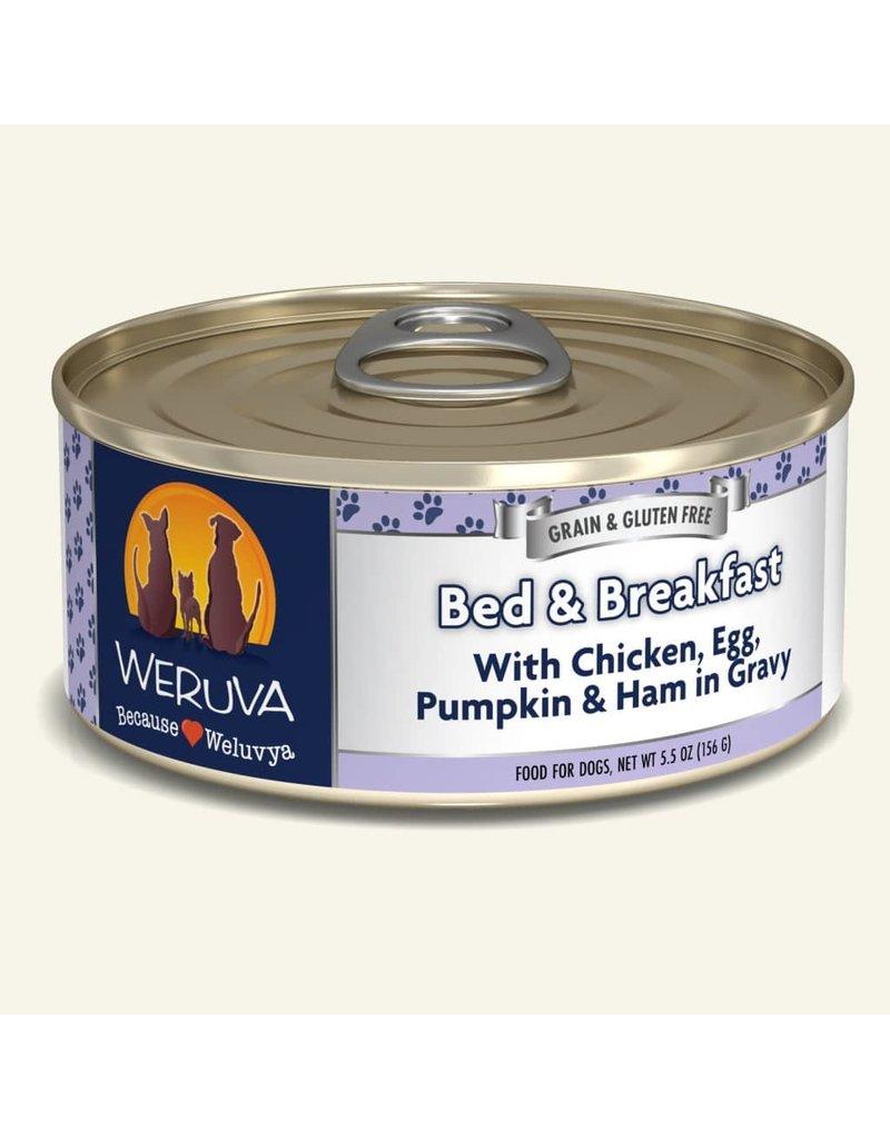 Weruva Weruva Bed & Breakfast Canned Dog Food 5.5oz