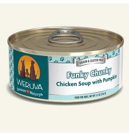 Weruva Weruva Funky Chunky Chicken Canned Dog Food 5.5oz