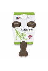 Benebone Benebone Wishbone Bacon Dog Chew Toy Medium