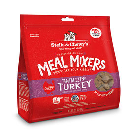Stella & Chewy's Turkey Freeze-Dried Meal Mixer for Dogs More Choices Available