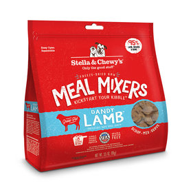 Stella & Chewy's Lamb Freeze-Dried Meal Mixer for Dogs More Choices Available