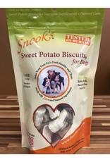 Sweet Potato Biscuits Dog Treats 4oz