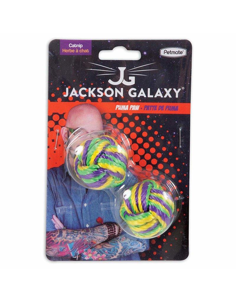 Jackson Galaxy Jackson Galaxy Puma Paw w Catnip Ball Cat Toy
