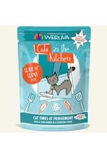 Weruva Weruva Cat Times at Fridgemont - Duck and Tuna Dinner Slide & Serve Pate Wet Cat Food 3.0oz Pouch