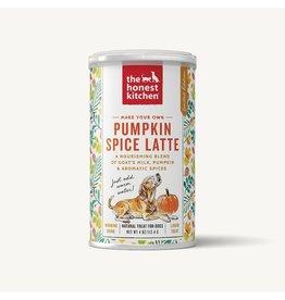 The Honest Kitchen Instant Pumpkin Latte for Dogs 4oz