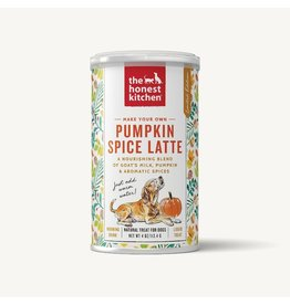 The Honest Kitchen Promo Code: FREEMILK Pumpkin Spice Goats Milk for Dogs 4oz