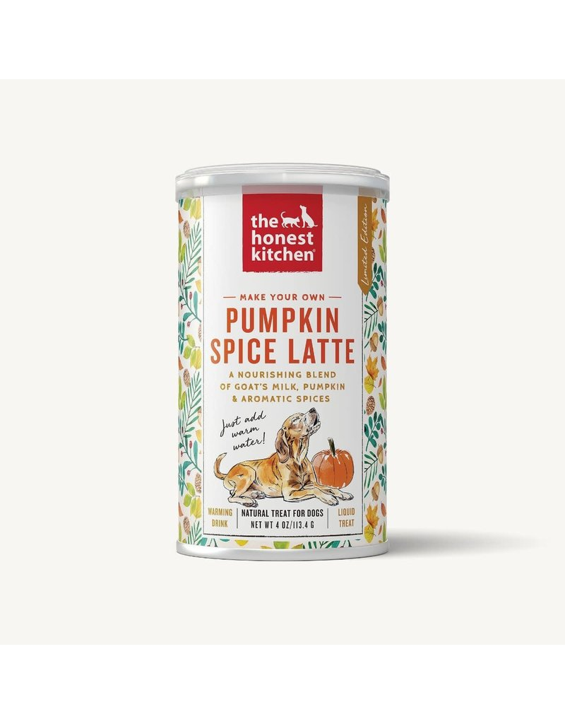 The Honest Kitchen The Honest Kitchen Pumpkin Spice Latte for Dogs 4oz