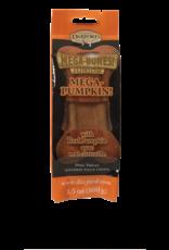 Darford Mega-Bones Junior Pumpkin Flavor 1 Ct 3.5oz Dog Treat