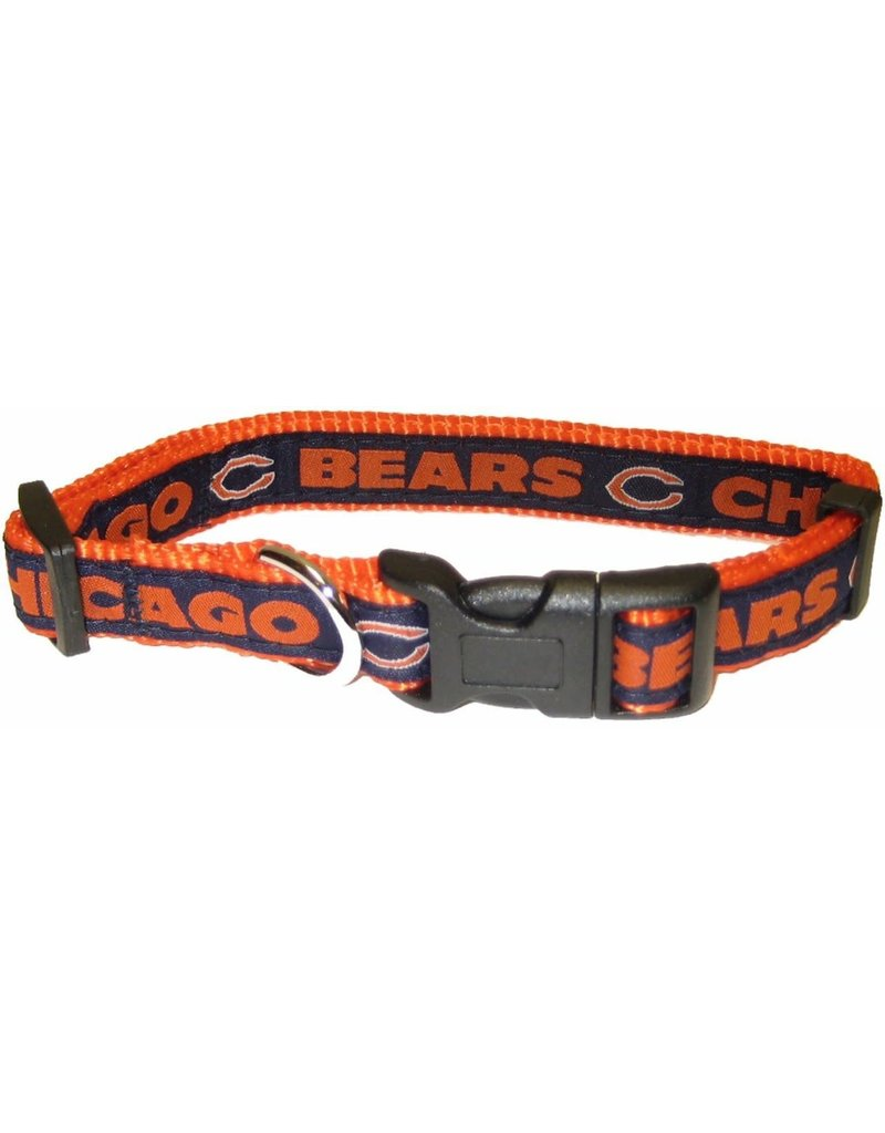 Pets First Pets First Chicago Bears Collar Large