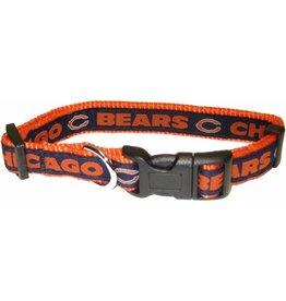 Pets First Pets First Chicago Bears Collar Medium