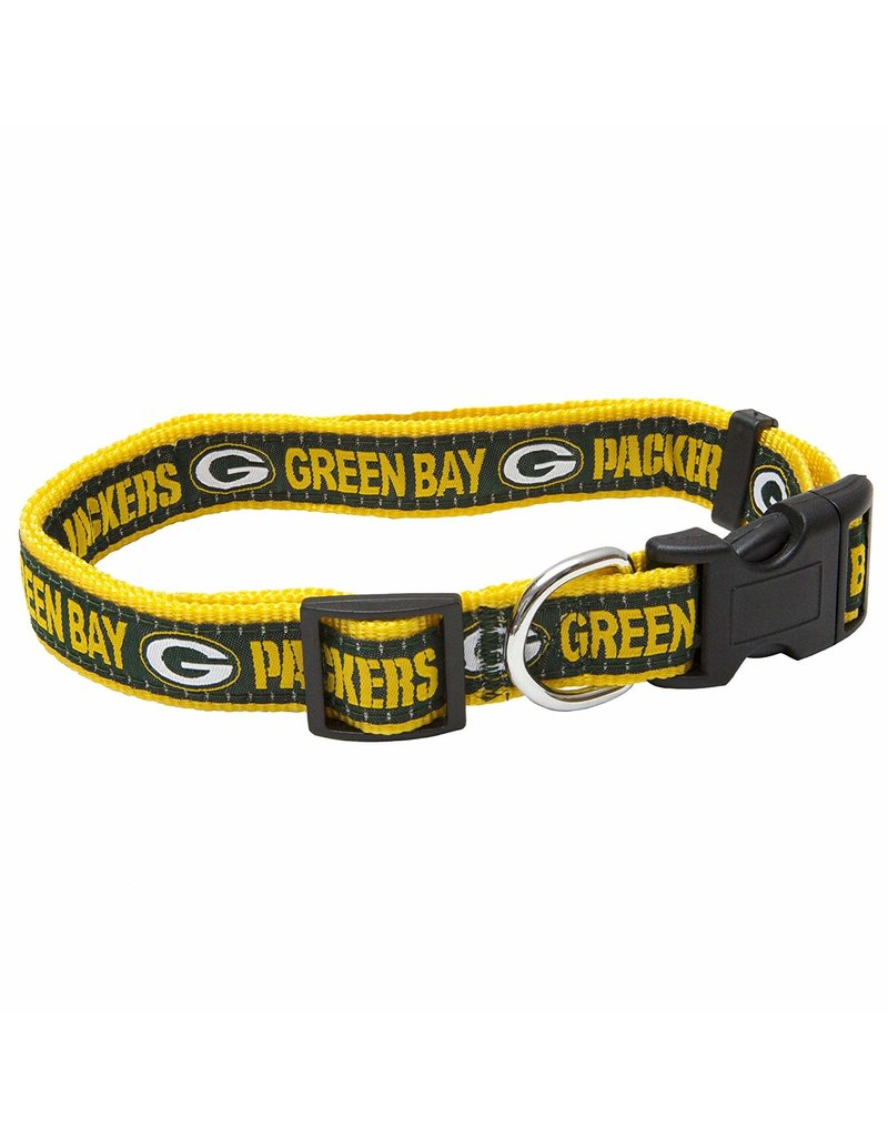 Pets First Pets First Green Bay Packers Collar Large