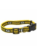Pets First Pets First Green Bay Packers Collar Medium