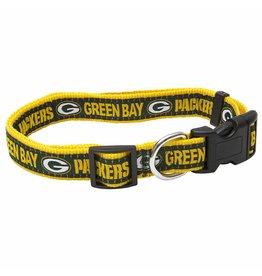 Pets First Pets First Green Bay Packers Collar Medium