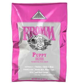 Fromm Family Foods Classic Puppy Dry Dog Food - More Choices Available