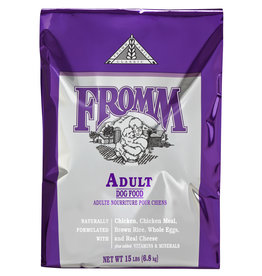 Fromm Family Foods Classic Adult Dry Dog Food - More Choices Available