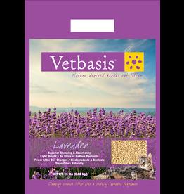 Vetbasis Vetbasis Nature Derived Herbal Cat Litter Lavender 7lb Bag
