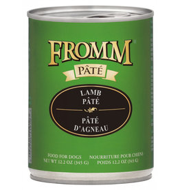 Fromm Family Foods Fromm Lamb Pate Canned Dog Food 12.2oz