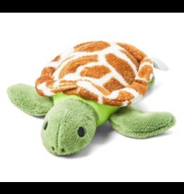 """Snugarooz Snugarooz Baby Shelldon Turtle Dog Toy 5"""""""