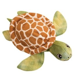 Snugarooz Snugarooz Shelldon Turtle Dog Toy 10""