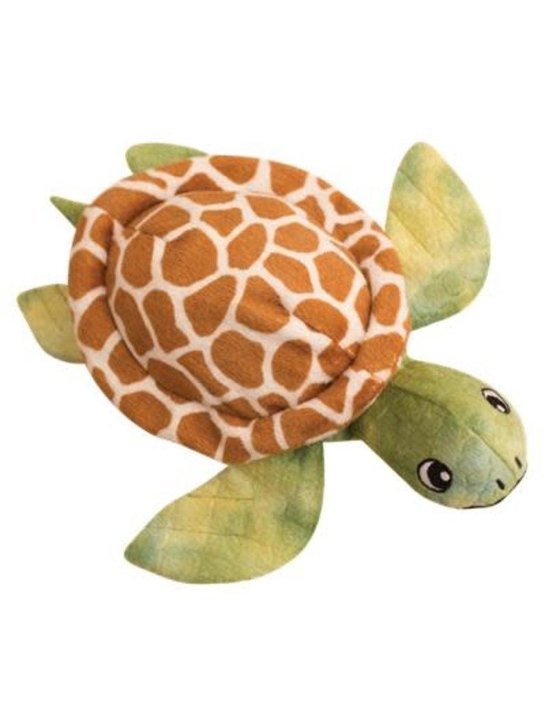 """Snugarooz Snugarooz Shelldon Turtle Dog Toy 10"""""""