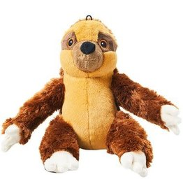 Snugarooz Snugarooz Sasha The Sloth Dog Toy 11""