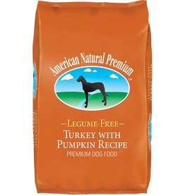American Natural Premium Legume-Free Turkey with Pumpkin Recipe Dry Dog Food