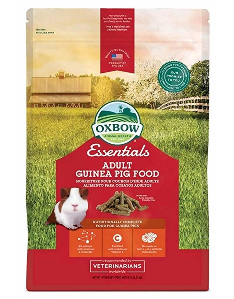 Oxbow Oxbow Essentials Guinea Pig Food