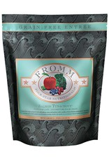 Fromm Family Foods Fromm Four Star Grain Free Salmon Tunachovy Dry Cat Food