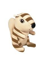 Kong Kong Ballistic Woodland Squirrel Small Dog Toy