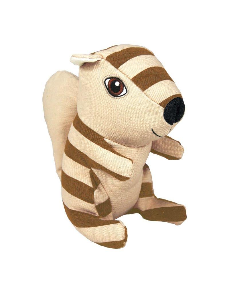 Kong Kong Ballistic Woodland Squirrel Medium Dog Toy