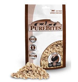 PureBites PureBites Freeze-Dried Turkey Breast Cat Treats .49oz