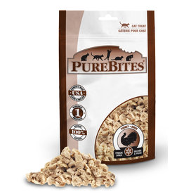 PureBites PureBites Freeze-Dried Turkey Breast Cat Treats .92oz