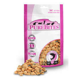 PureBites PureBites Freeze-Dried Salmon Cat Treats .92oz