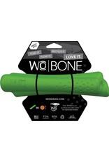 WO Dog Toys Widows & Orphans WO Bone Green Medium/Large Dog Toy