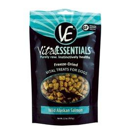 Vital Essentials Vital Essentials Freeze-Dried Salmon Dog Treats 2.5oz