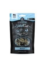 Vital Essentials Vital Essentials VitalCat Freeze-Dried Minnows Cat Treat 1.0oz