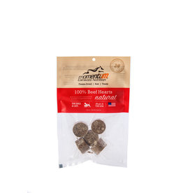 Momentum Momentum Freeze-Dried Beef Hearts Dog & Cat Treats 1oz