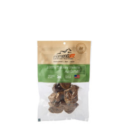 Momentum Momentum Freeze-Dried Turkey Hearts Dog & Cat Treats 1oz