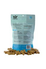 Treatibles Harmony For The Whole Family Treatibles Organic Full Spectrum Hemp Oil Ease (Blueberry Flavor) Large Hard Chews Canine Over 40lbs