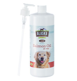 Alaska Naturals Alaska Naturals Wild Alaskan Salmon Oil Dog Supplement 8oz