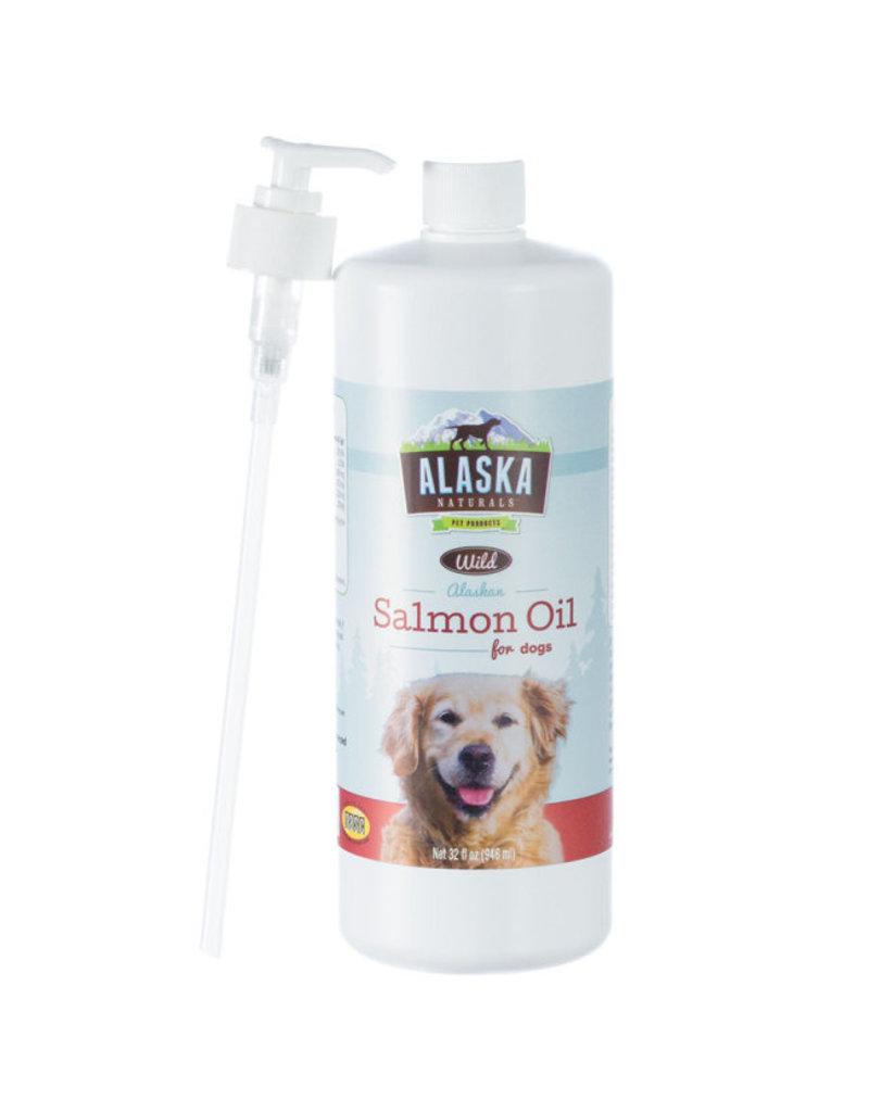 Alaska Naturals Alaska Naturals Wild Alaskan Salmon Oil Dog Supplement 8oz