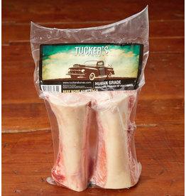 """Tucker's Tucker's Raw Frozen Bones Beef 6"""" 2-Pack"""