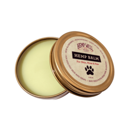 Hemp Well Hemp Well Hemp Balm for Skin, Nose & Paw 1.75oz