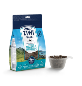 ZiwiPeak Air-Dried Cat Food Mackerel & Lamb Recipe 2.2lb
