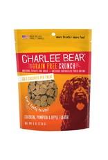 Charlee Bear Charlee Bear Grain-Free Bear Crunch Chicken Pumpkin Apple Dog Treats 8oz