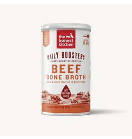 The Honest Kitchen Boosters Beef Bone Broth for Dogs 3.6oz
