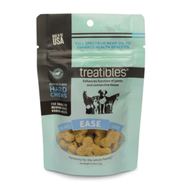 Treatibles Harmony For The Whole Family Hemp Treats for Dogs under 40lbs (Blueberry) Trial