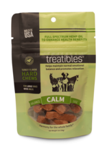 Treatibles Harmony For The Whole Family Treatibles Organic Full Spectrum Hemp Oil Calm (Turkey Flavor) Large Hard Chews Canine Trial Package