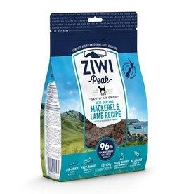 ZiwiPeak Air-Dried Dog Food Mackerel & Lamb Recipe 16oz